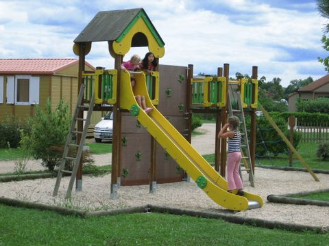 Camping Champ d' Eté - Camping Ain - Image N°5