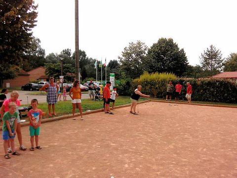 Camping Champ d' Eté - Camping Ain - Image N°11