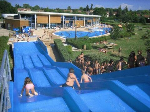 Camping Champ d' Eté - Camping Ain - Image N°2