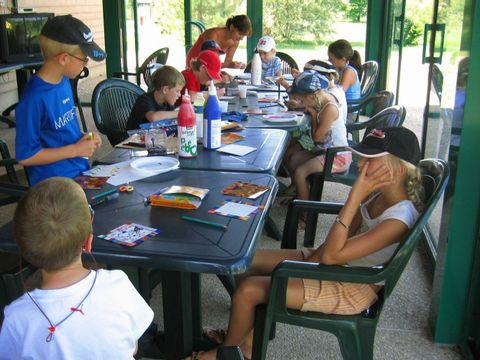 Camping Champ d' Eté - Camping Ain - Image N°4