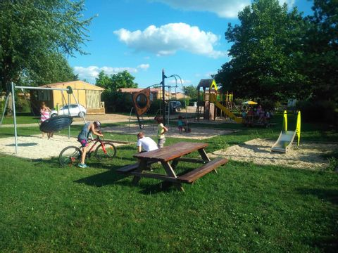 Camping Champ d' Eté - Camping Ain - Image N°13