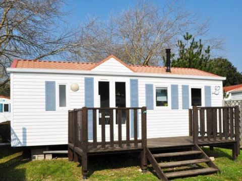MOBILHOME 5 personnes - Classic