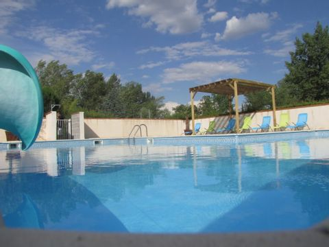 Camping Village Grand Sud  - Camping Aude - Image N°2
