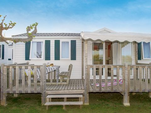 MOBILHOME 6 personnes - I62C COSY PLUS CLIMATISE 2 CHAMBRES