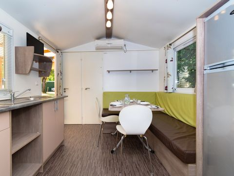 MOBILHOME 5 personnes - SUPERIOR GOLD