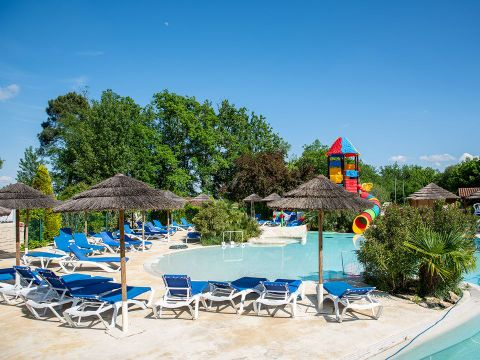 Camping Village Club L'Evasion  - Camping Lot
