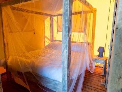 TENTE 6 personnes - Safari sans sanitaires