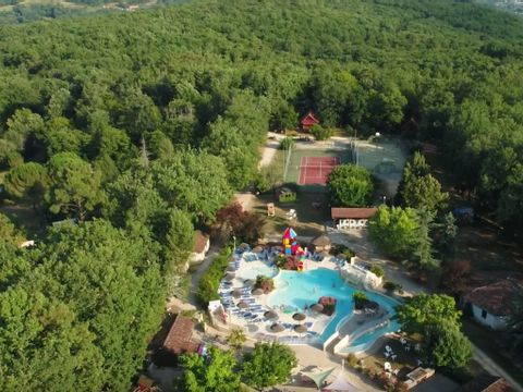 Lot  Camping Village Club L'Evasion  - Camping Lot - Afbeelding N°5