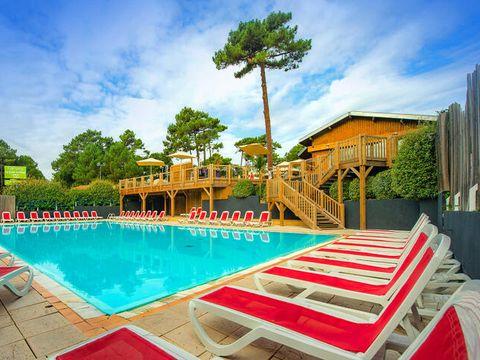Camping La Forêt du Pilat - Camping Gironde - Image N°5