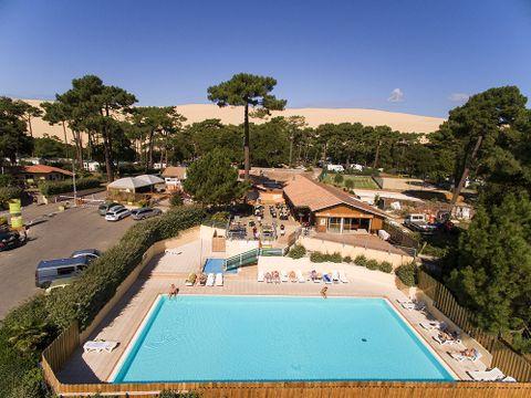 Camping La Forêt du Pilat - Camping Gironde - Image N°2