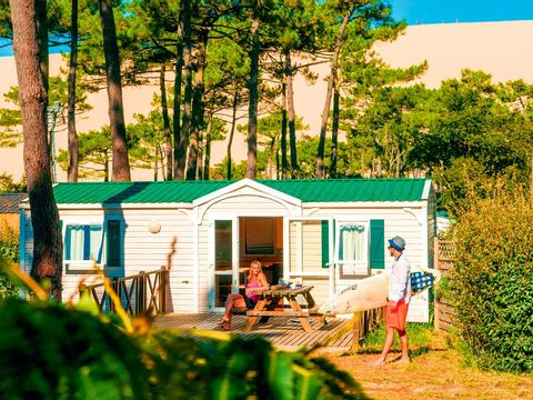Camping La Forêt du Pilat - Camping Gironde - Image N°35