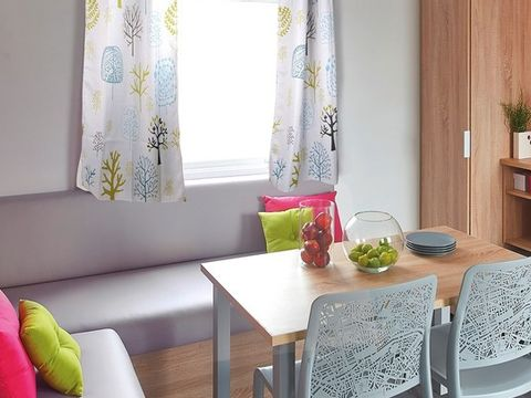 MOBILHOME 6 personnes - Easy 2 Ch. 5/6 Pers.