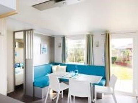 MOBILHOME 8 personnes - CONFORT +