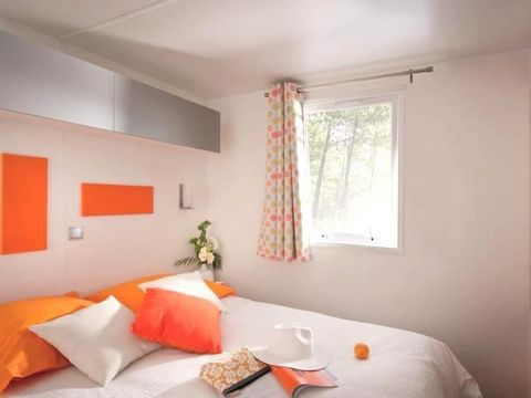 MOBILHOME 3 personnes - CONFORT +