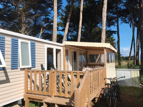 MOBILHOME 8 personnes - IRM