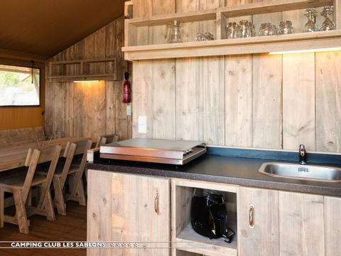 CHALET 6 personnes - SUP CAMPING