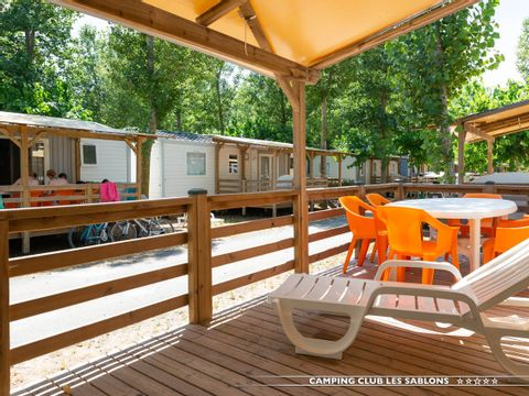 MOBILHOME 6 personnes - SUP