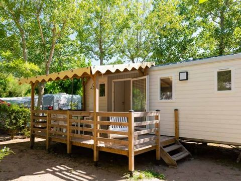 MOBILHOME 6 personnes - Standard 2 chambres