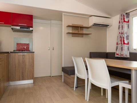 MOBILHOME 6 personnes - Standard 3 chambres