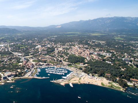 Camping L'Oso - Camping Corse du sud - Image N°9