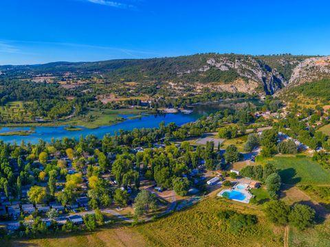 Camping les Prés du Verdon - Camping Alpes-de-Haute-Provence