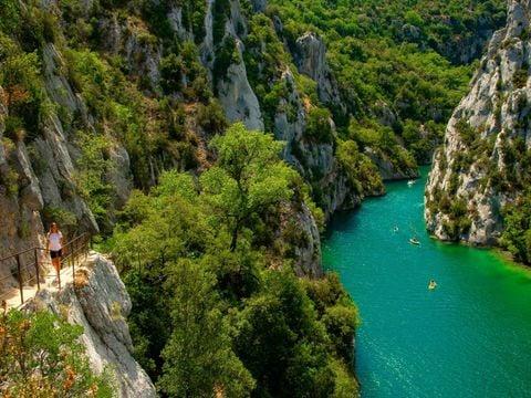 Camping les Prés du Verdon - Camping Alpes-de-Haute-Provence - Image N°27