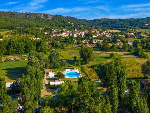 Camping les Prés du Verdon - Camping Alpes-de-Haute-Provence - Image N°2