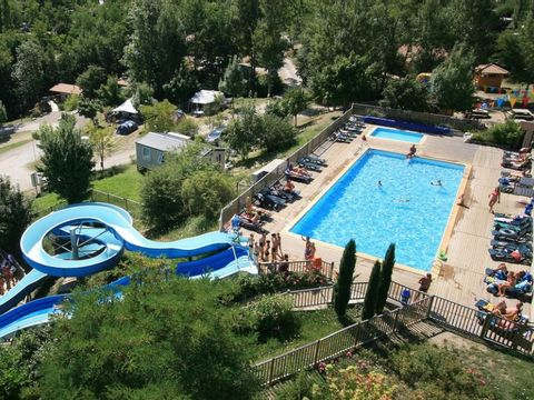 Camping Domaine du Couriou - Camping Drome - Image N°3