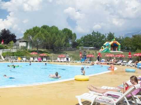 Camping Domaine du Couriou - Camping Drome - Image N°8