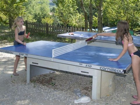 Camping Domaine du Couriou - Camping Drome - Image N°16