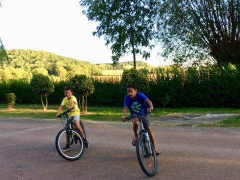Camping Vert Auxois - Camping Cote-Or - Image N°10