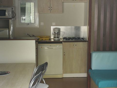 MOBILHOME 6 personnes - DUO