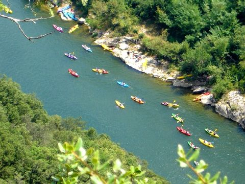 Camping Les Cruses - Camping Ardeche - Image N°7