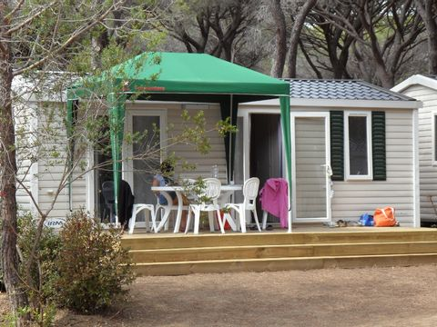 MOBILHOME 6 personnes - Deluxe, 2 chambres