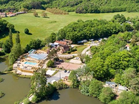 Camping Le Val d'Ussel - Camping Dordogne - Image N°12