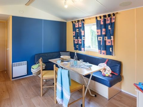MOBILHOME 6 personnes - Family + 2 chambres