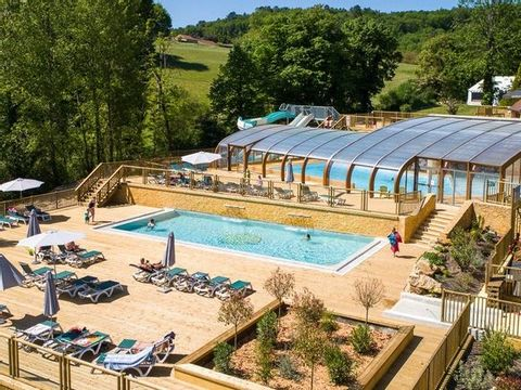 Camping Le Val d'Ussel - Camping Dordogne