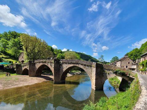 Camping Le Hameau Saint Martial - Camping Aveyron - Image N°29