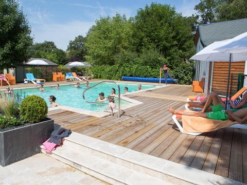 Aveyron  Camping Le Hameau Saint Martial - Camping Aveyron - Afbeelding N°4