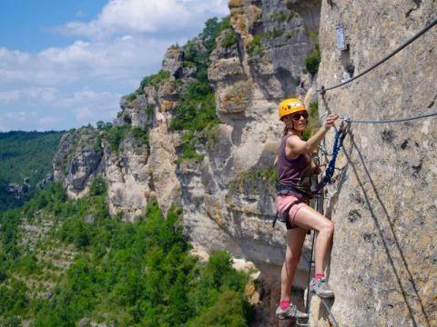 Camping Le Hameau Saint Martial - Camping Aveyron - Image N°25