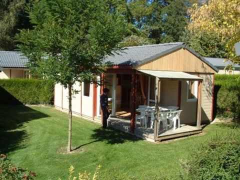 Aveyron  Camping Le Hameau Saint Martial - Camping Aveyron - Afbeelding N°14