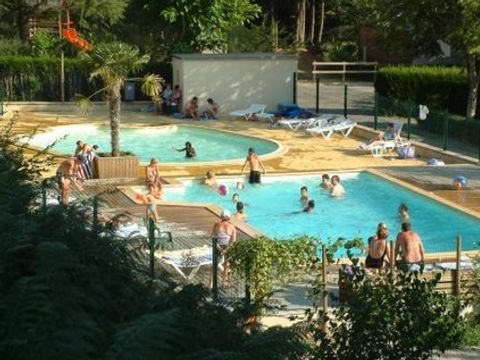 Aveyron  Camping Le Hameau Saint Martial - Camping Aveyron - Afbeelding N°2