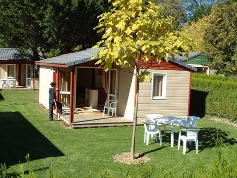 Aveyron  Camping Le Hameau Saint Martial - Camping Aveyron - Afbeelding N°13