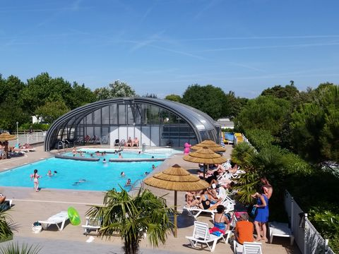 Camping Le Beaulieu - Camping Charente-Maritime - Image N°4