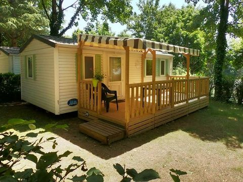 MOBILHOME 6 personnes - IRM