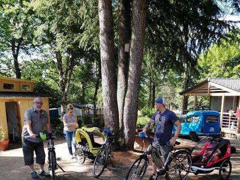 Camping La Peyrade - Camping Aveyron - Image N°2