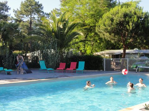 Camping Les Fougères - Camping Charente-Maritime