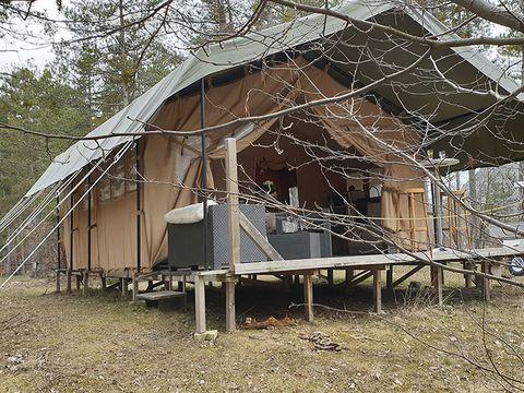 TENTE 7 personnes - Lodge