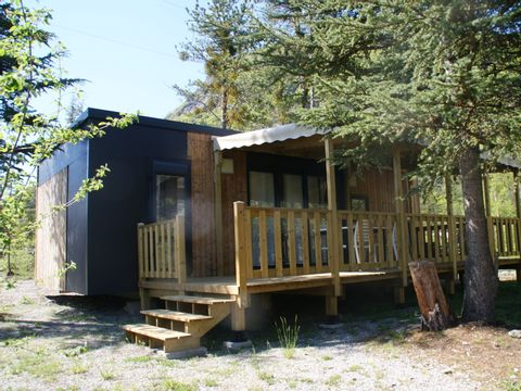 MOBILHOME 4 personnes - NEW VALLEY