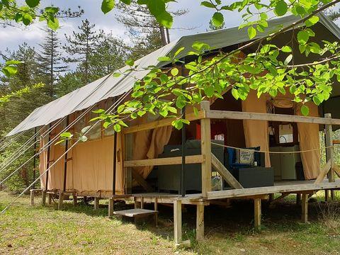 Les Ecolodges des 3 Lacs - Camping Hautes-Alpes - Image N°5